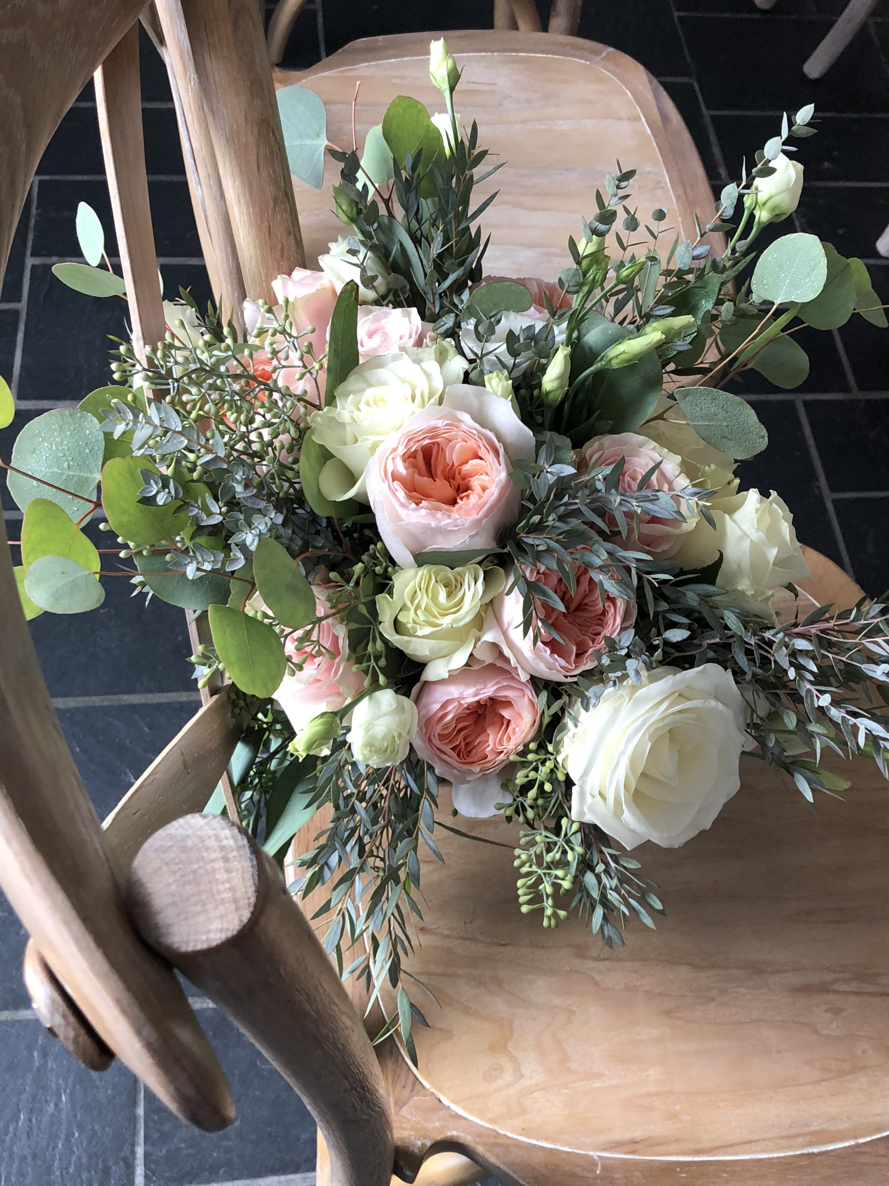 garden roses florist florals southern grace atlanta bridal bouquet